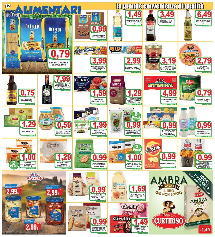 Volantino Top Supermercati - Offerte 19/05-27/05/2021 (Pagina 12)