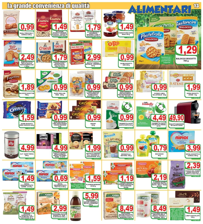 Volantino Top Supermercati - Offerte 19/05-27/05/2021 (Pagina 13)