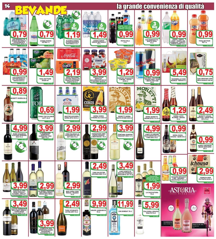 Volantino Top Supermercati - Offerte 19/05-27/05/2021 (Pagina 14)