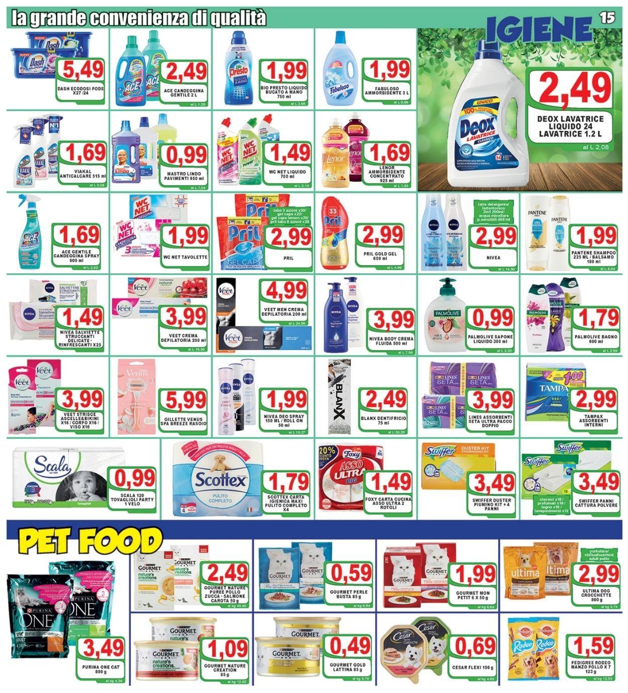 Volantino Top Supermercati - Offerte 19/05-27/05/2021 (Pagina 15)