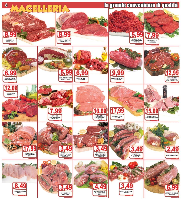 Volantino Top Supermercati - Offerte 28/05-08/06/2021 (Pagina 6)
