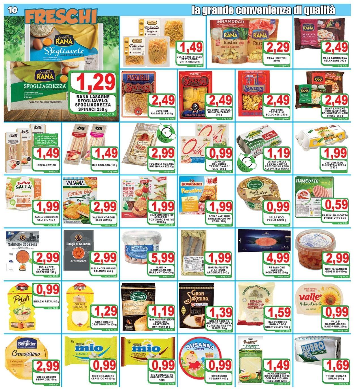 Volantino Top Supermercati - Offerte 28/05-08/06/2021 (Pagina 10)