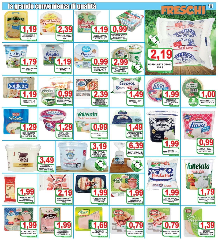 Volantino Top Supermercati - Offerte 28/05-08/06/2021 (Pagina 11)