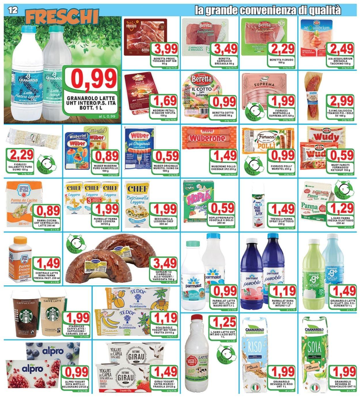 Volantino Top Supermercati - Offerte 28/05-08/06/2021 (Pagina 12)