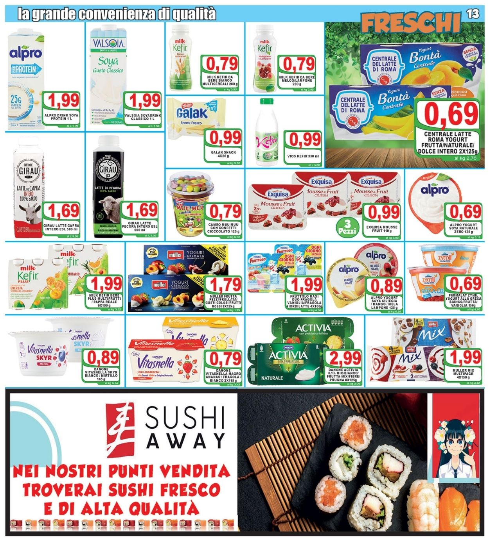 Volantino Top Supermercati - Offerte 28/05-08/06/2021 (Pagina 13)