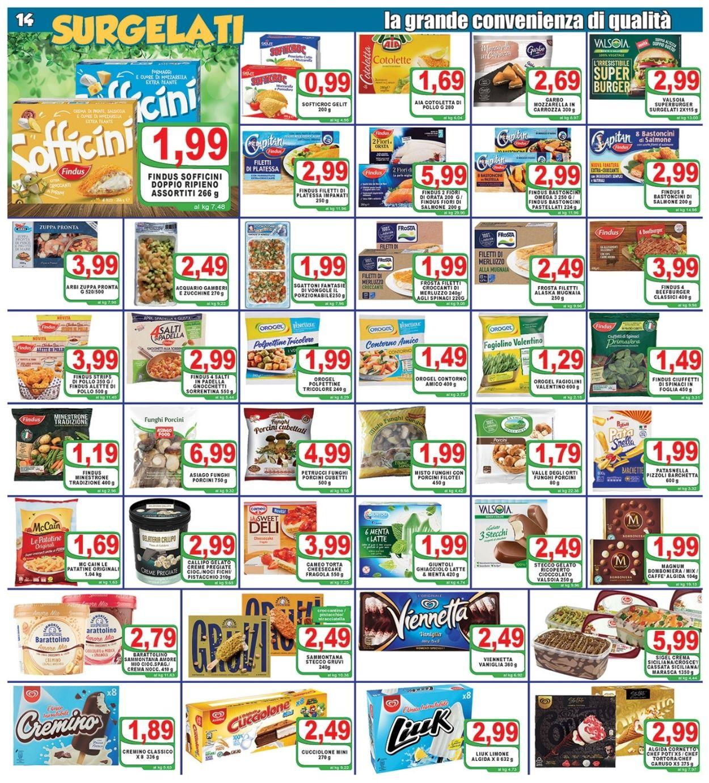 Volantino Top Supermercati - Offerte 28/05-08/06/2021 (Pagina 14)