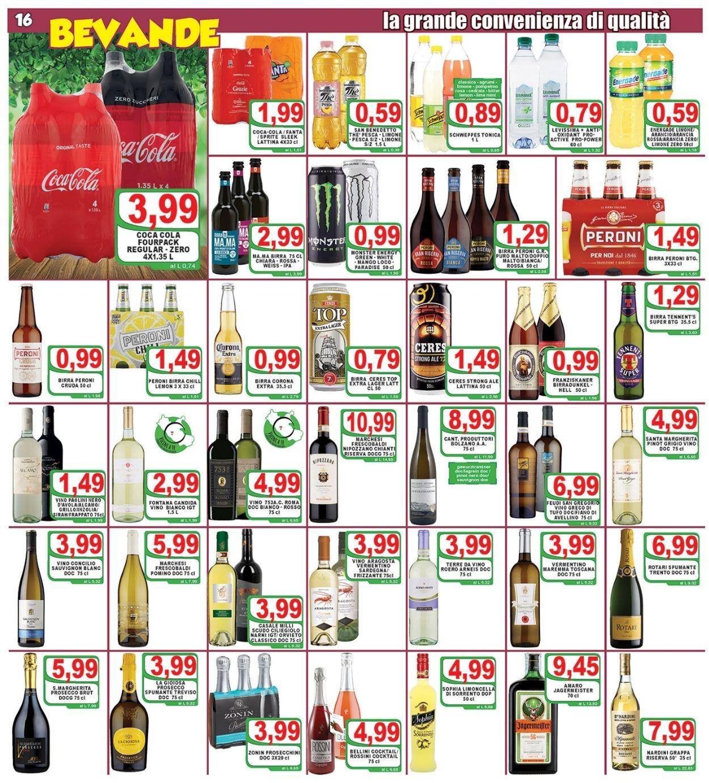 Volantino Top Supermercati - Offerte 28/05-08/06/2021 (Pagina 16)