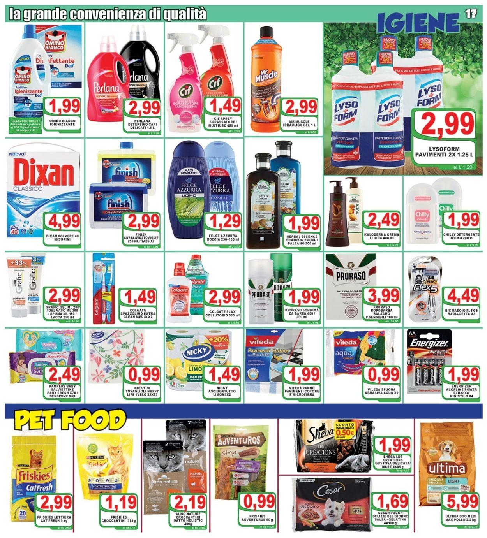 Volantino Top Supermercati - Offerte 28/05-08/06/2021 (Pagina 17)