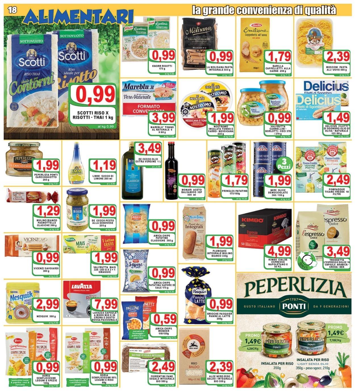 Volantino Top Supermercati - Offerte 28/05-08/06/2021 (Pagina 18)