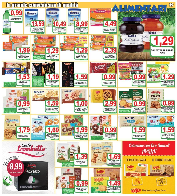 Volantino Top Supermercati - Offerte 28/05-08/06/2021 (Pagina 19)