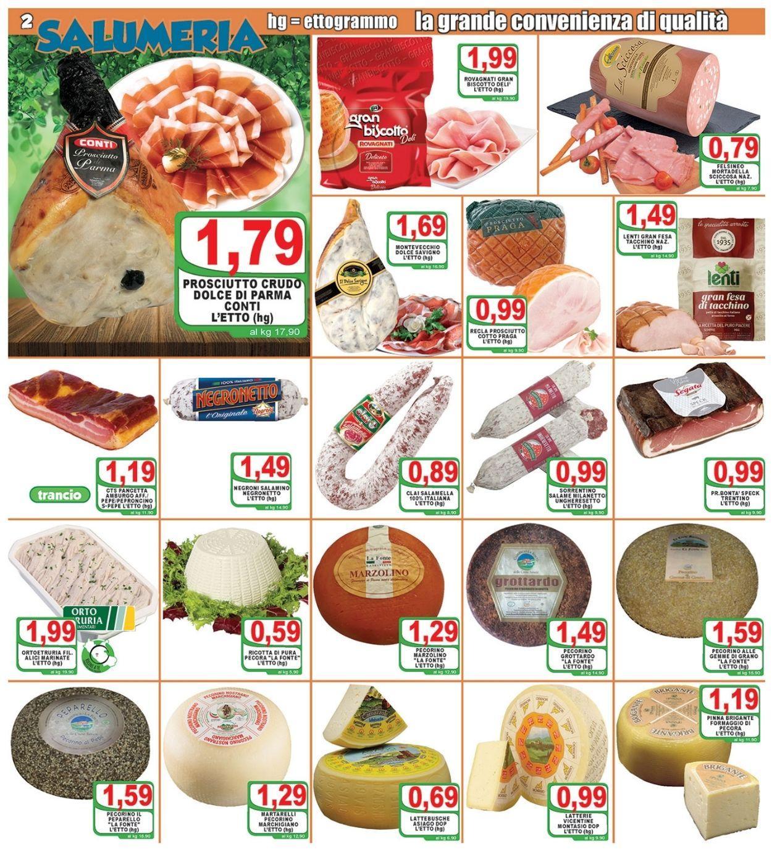 Volantino Top Supermercati - Offerte 09/06-17/06/2021 (Pagina 2)