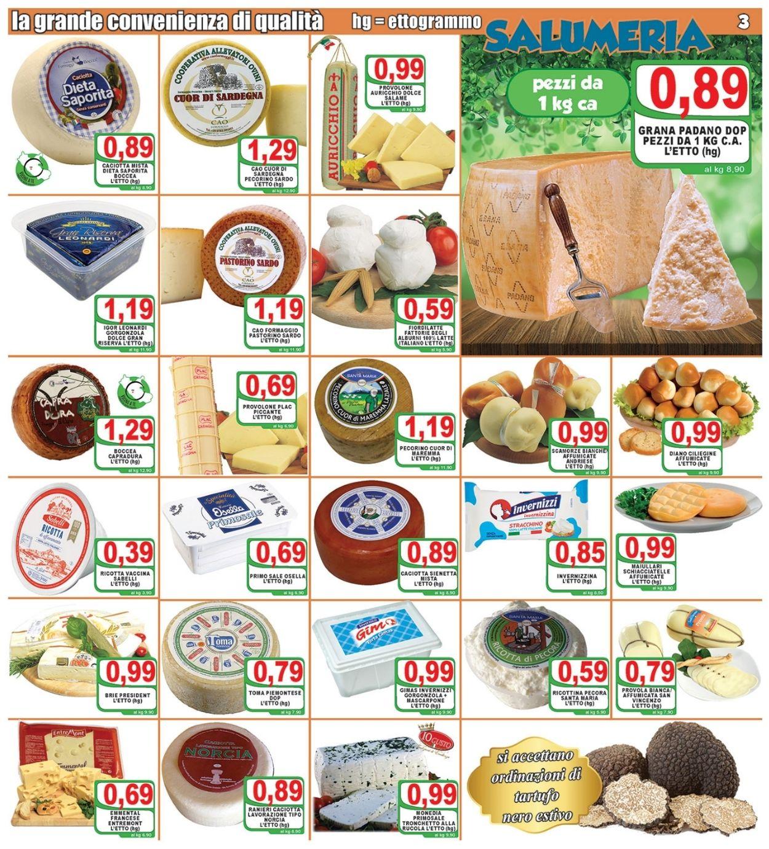 Volantino Top Supermercati - Offerte 09/06-17/06/2021 (Pagina 3)