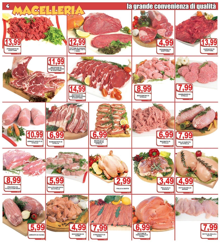 Volantino Top Supermercati - Offerte 09/06-17/06/2021 (Pagina 4)