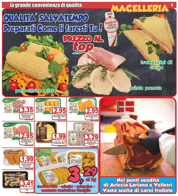Volantino Top Supermercati - Offerte 09/06-17/06/2021 (Pagina 5)