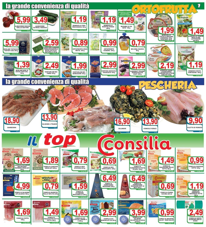 Volantino Top Supermercati - Offerte 09/06-17/06/2021 (Pagina 7)