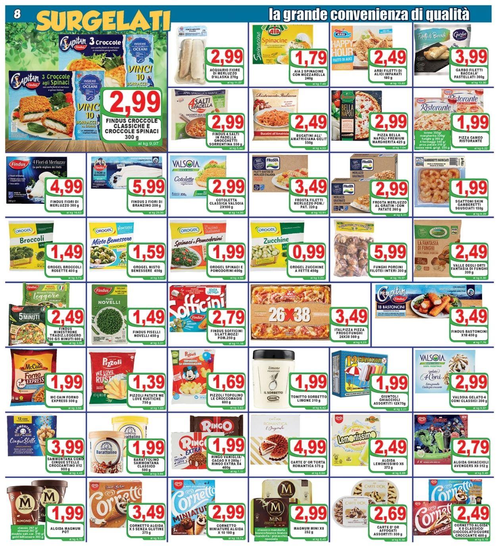 Volantino Top Supermercati - Offerte 09/06-17/06/2021 (Pagina 8)