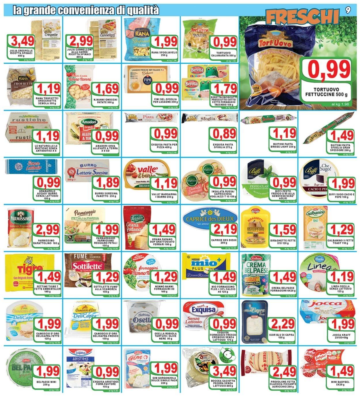 Volantino Top Supermercati - Offerte 09/06-17/06/2021 (Pagina 9)