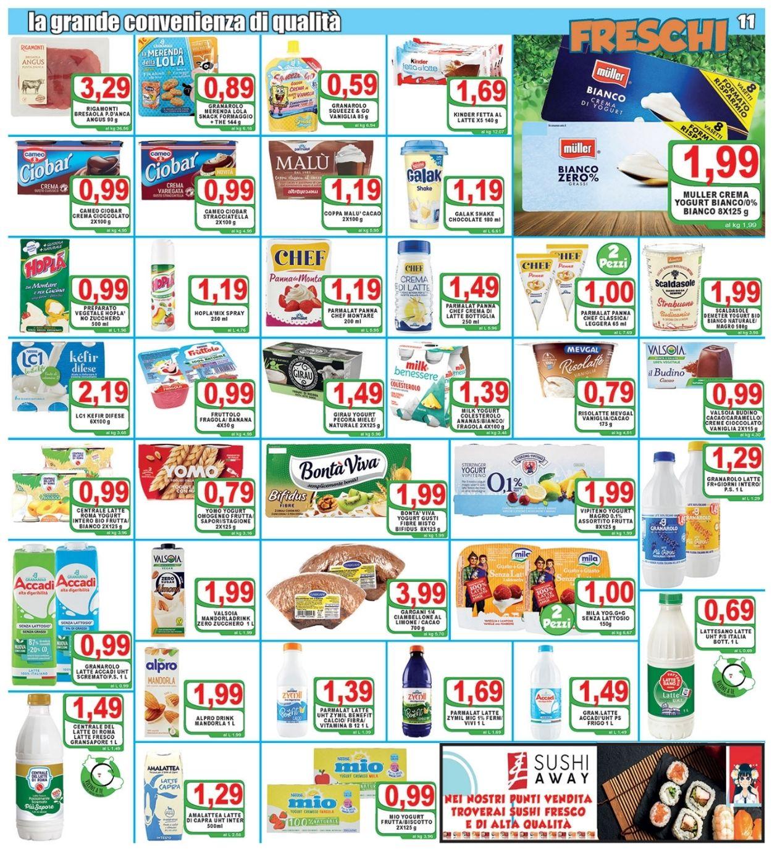 Volantino Top Supermercati - Offerte 09/06-17/06/2021 (Pagina 11)