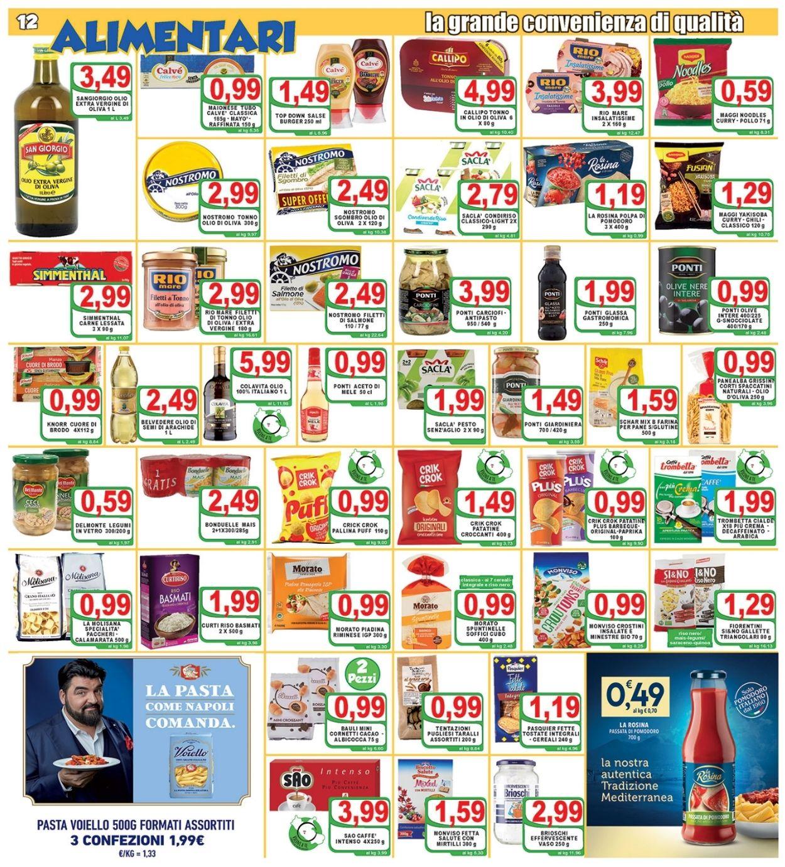 Volantino Top Supermercati - Offerte 09/06-17/06/2021 (Pagina 12)