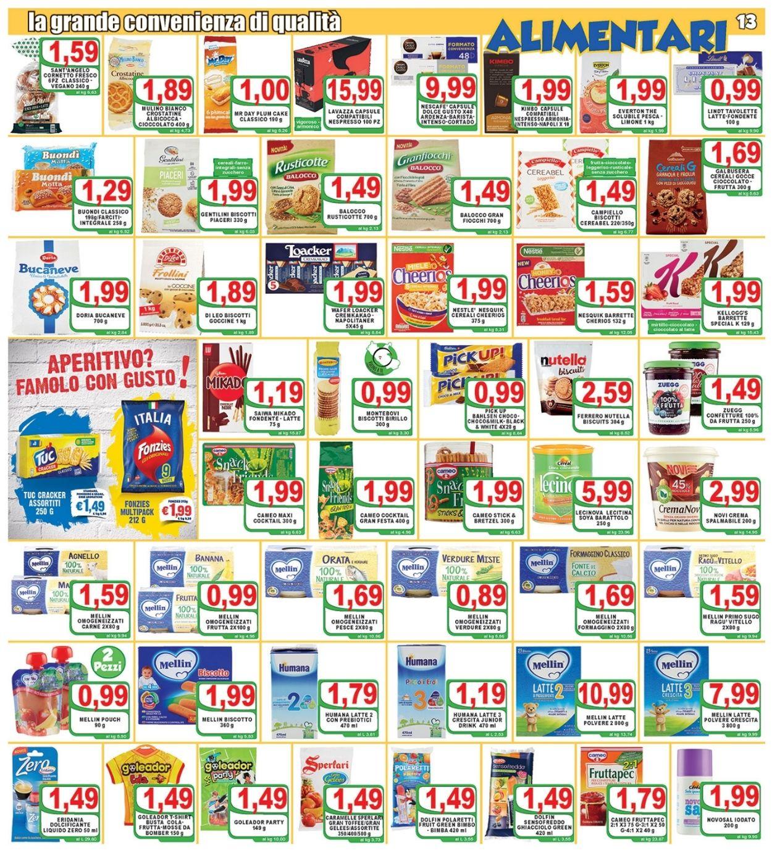 Volantino Top Supermercati - Offerte 09/06-17/06/2021 (Pagina 13)