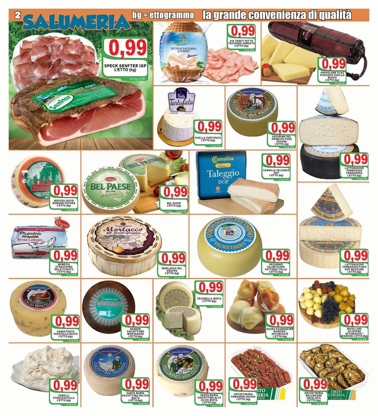 Volantino Top Supermercati - Offerte 18/06-29/06/2021 (Pagina 2)