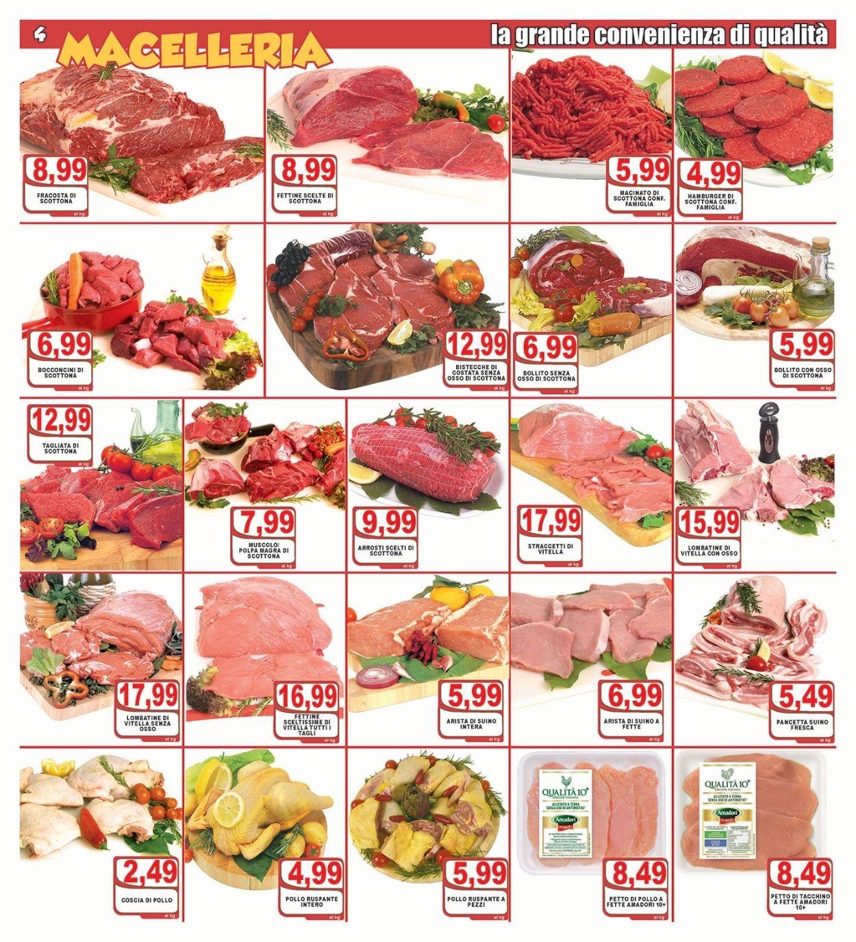 Volantino Top Supermercati - Offerte 18/06-29/06/2021 (Pagina 4)