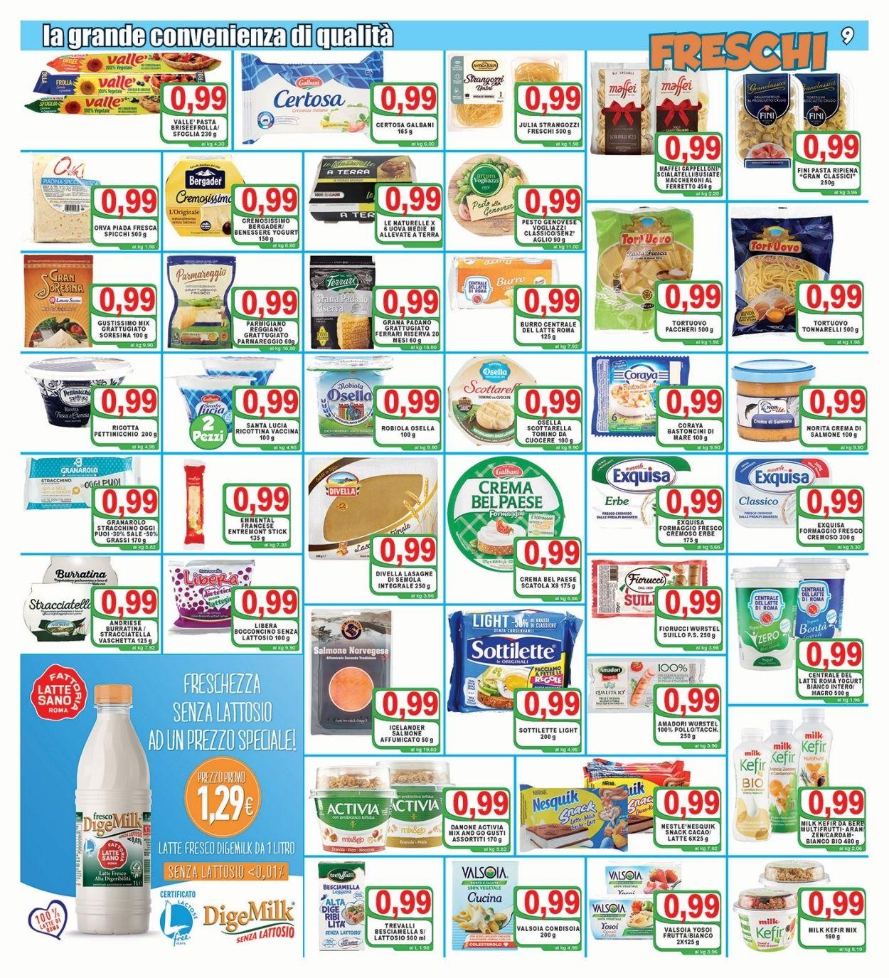 Volantino Top Supermercati - Offerte 18/06-29/06/2021 (Pagina 9)