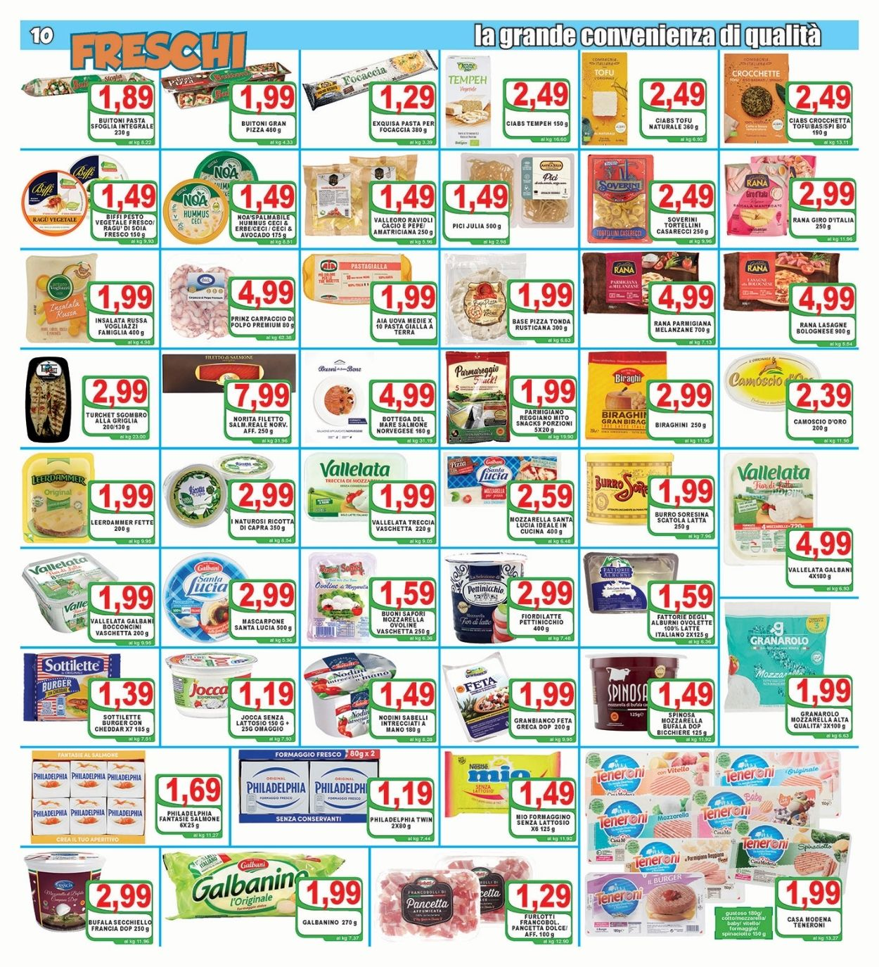 Volantino Top Supermercati - Offerte 18/06-29/06/2021 (Pagina 10)