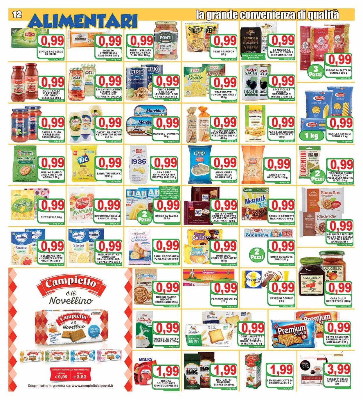 Volantino Top Supermercati - Offerte 18/06-29/06/2021 (Pagina 12)