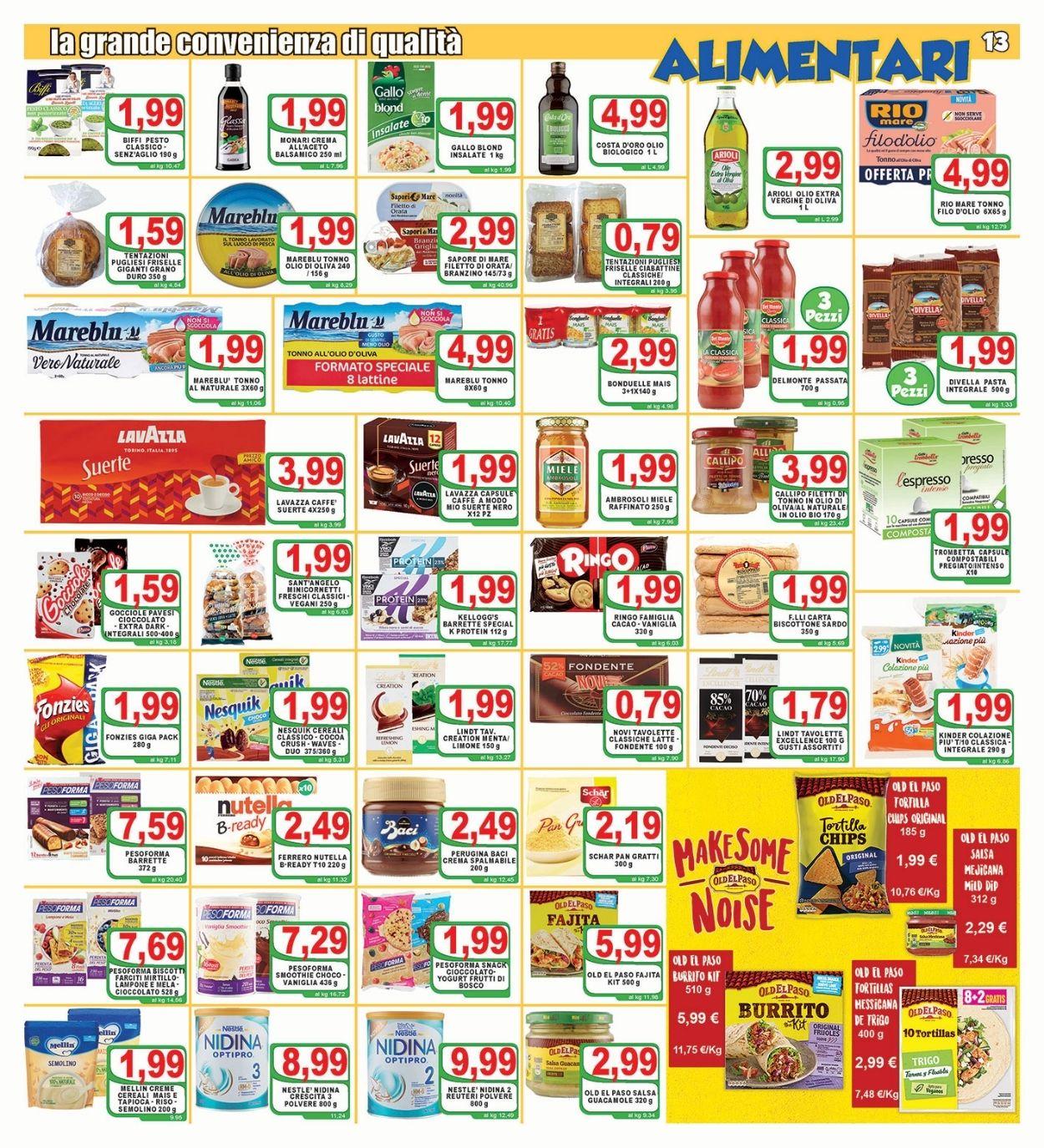 Volantino Top Supermercati - Offerte 18/06-29/06/2021 (Pagina 13)