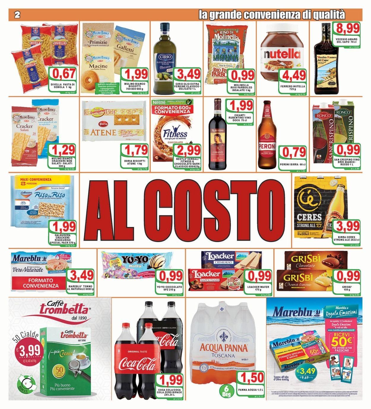 Volantino Top Supermercati - Offerte 30/06-08/07/2021 (Pagina 2)