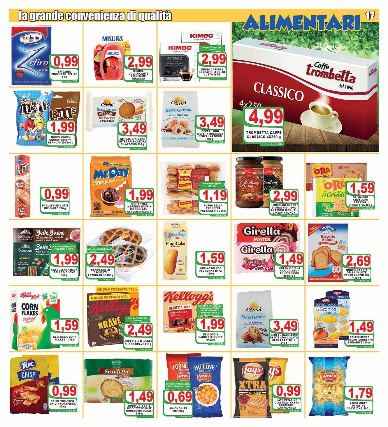 Volantino Top Supermercati - Offerte 30/06-08/07/2021 (Pagina 17)