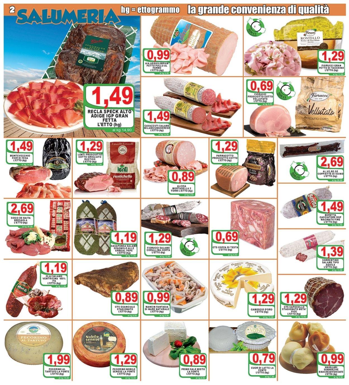 Volantino Top Supermercati - Offerte 09/07-20/07/2021 (Pagina 2)