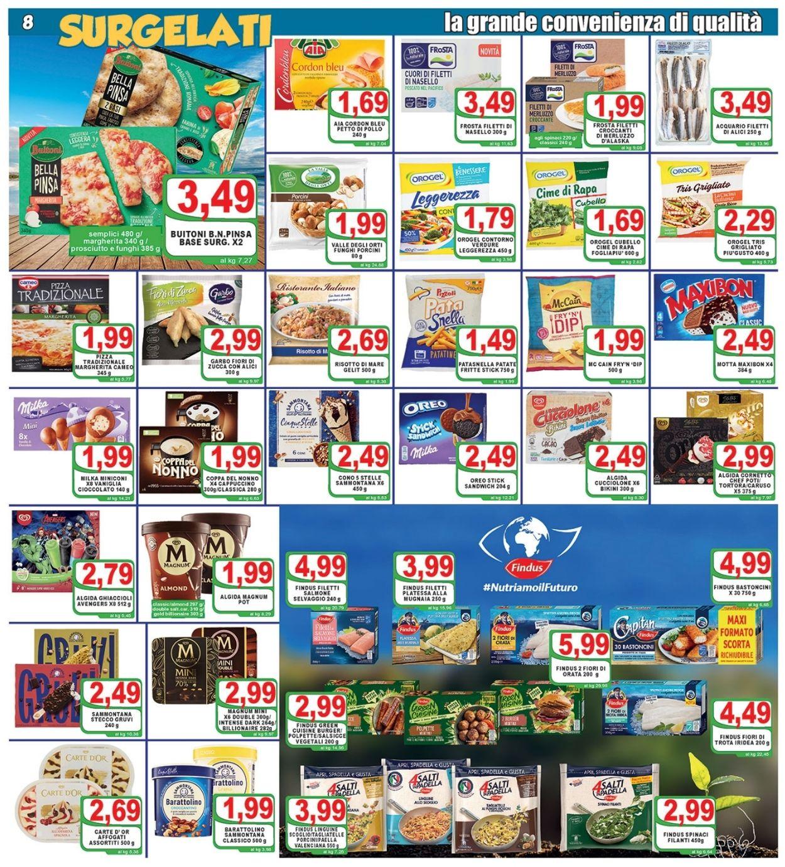 Volantino Top Supermercati - Offerte 09/07-20/07/2021 (Pagina 8)