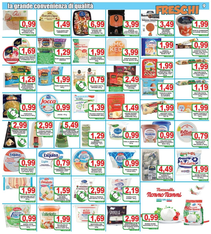 Volantino Top Supermercati - Offerte 09/07-20/07/2021 (Pagina 9)