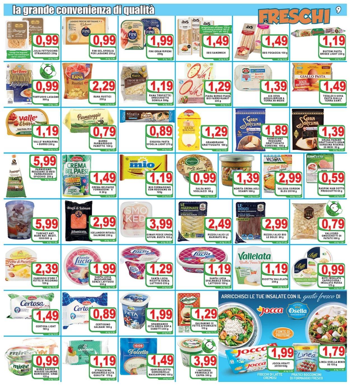 Volantino Top Supermercati - Offerte 21/07-29/07/2021 (Pagina 9)