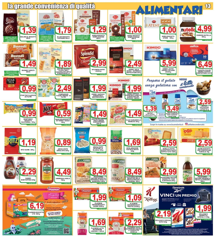 Volantino Top Supermercati - Offerte 21/07-29/07/2021 (Pagina 13)
