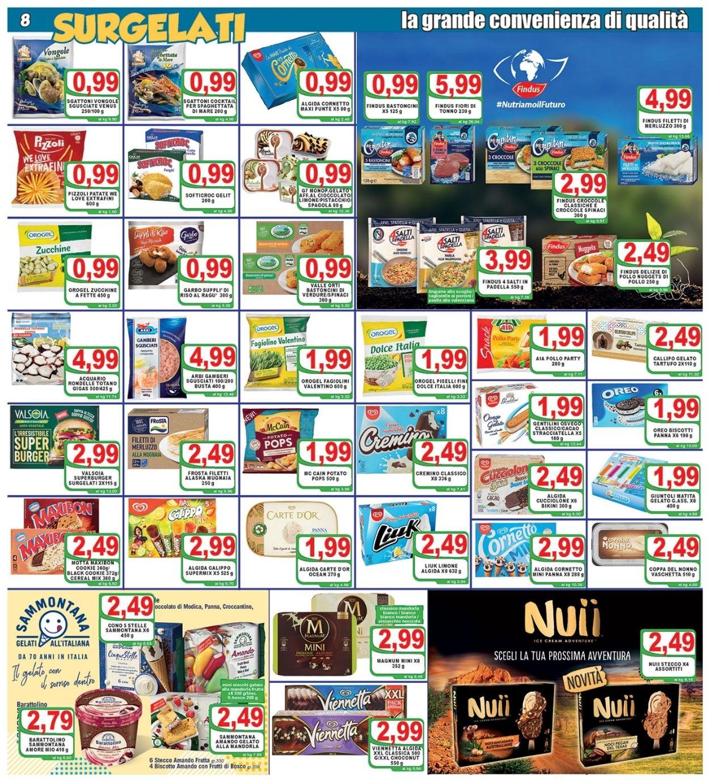 Volantino Top Supermercati - Offerte 30/07-10/08/2021 (Pagina 8)