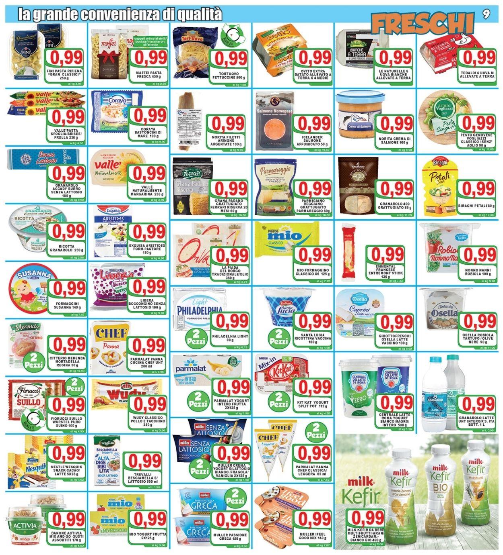 Volantino Top Supermercati - Offerte 30/07-10/08/2021 (Pagina 9)