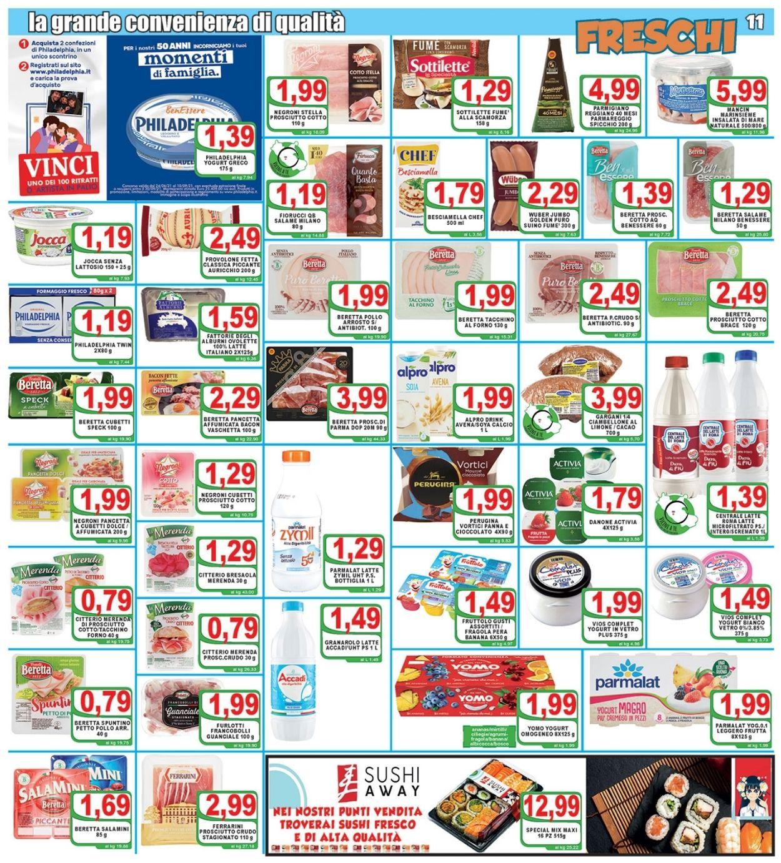 Volantino Top Supermercati - Offerte 30/07-10/08/2021 (Pagina 11)