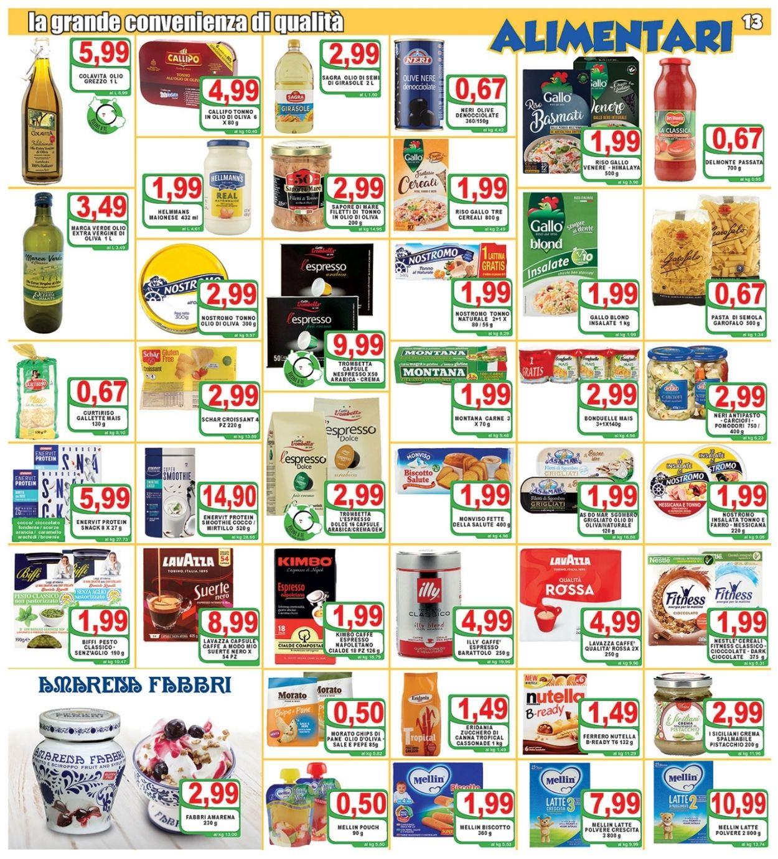 Volantino Top Supermercati - Offerte 30/07-10/08/2021 (Pagina 13)