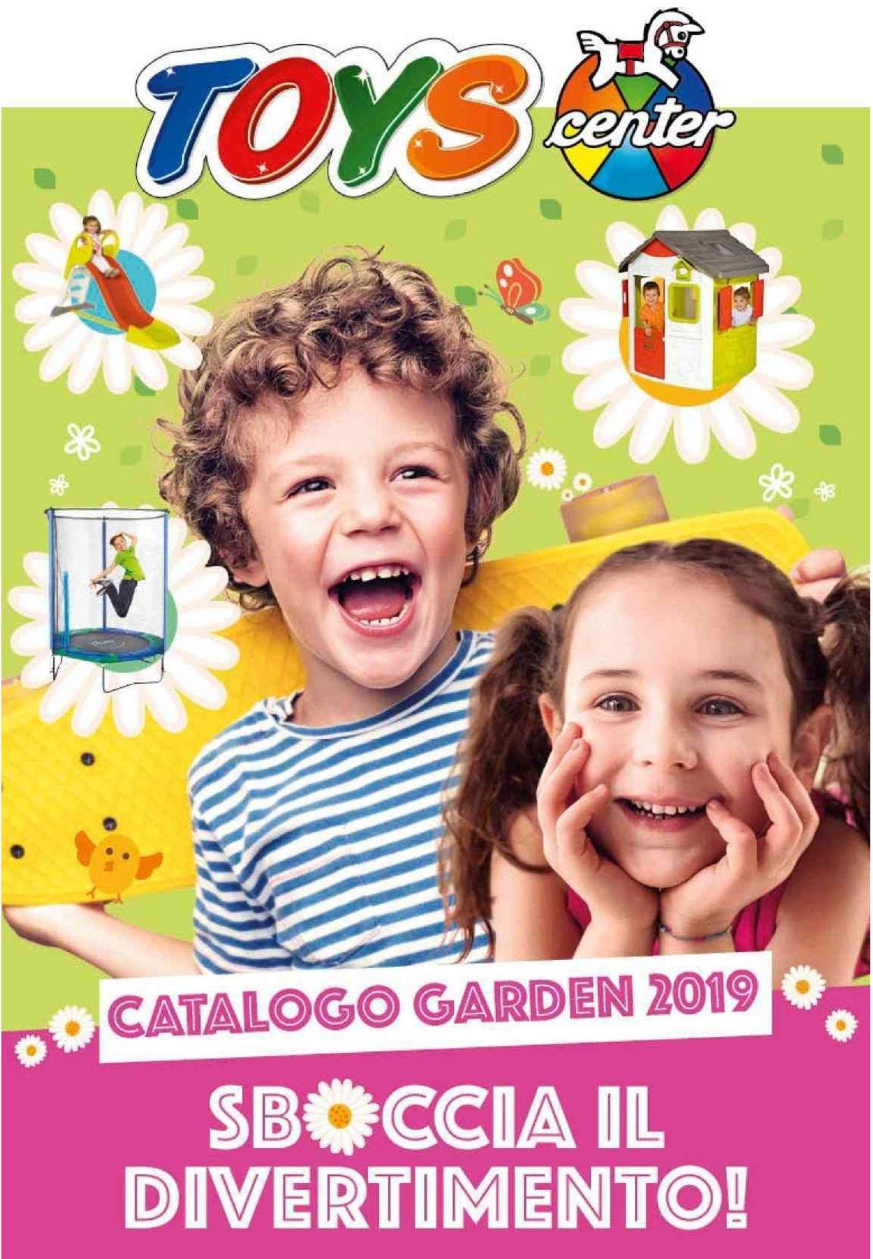 Volantino Toys Center - Offerte 23/04-30/04/2019