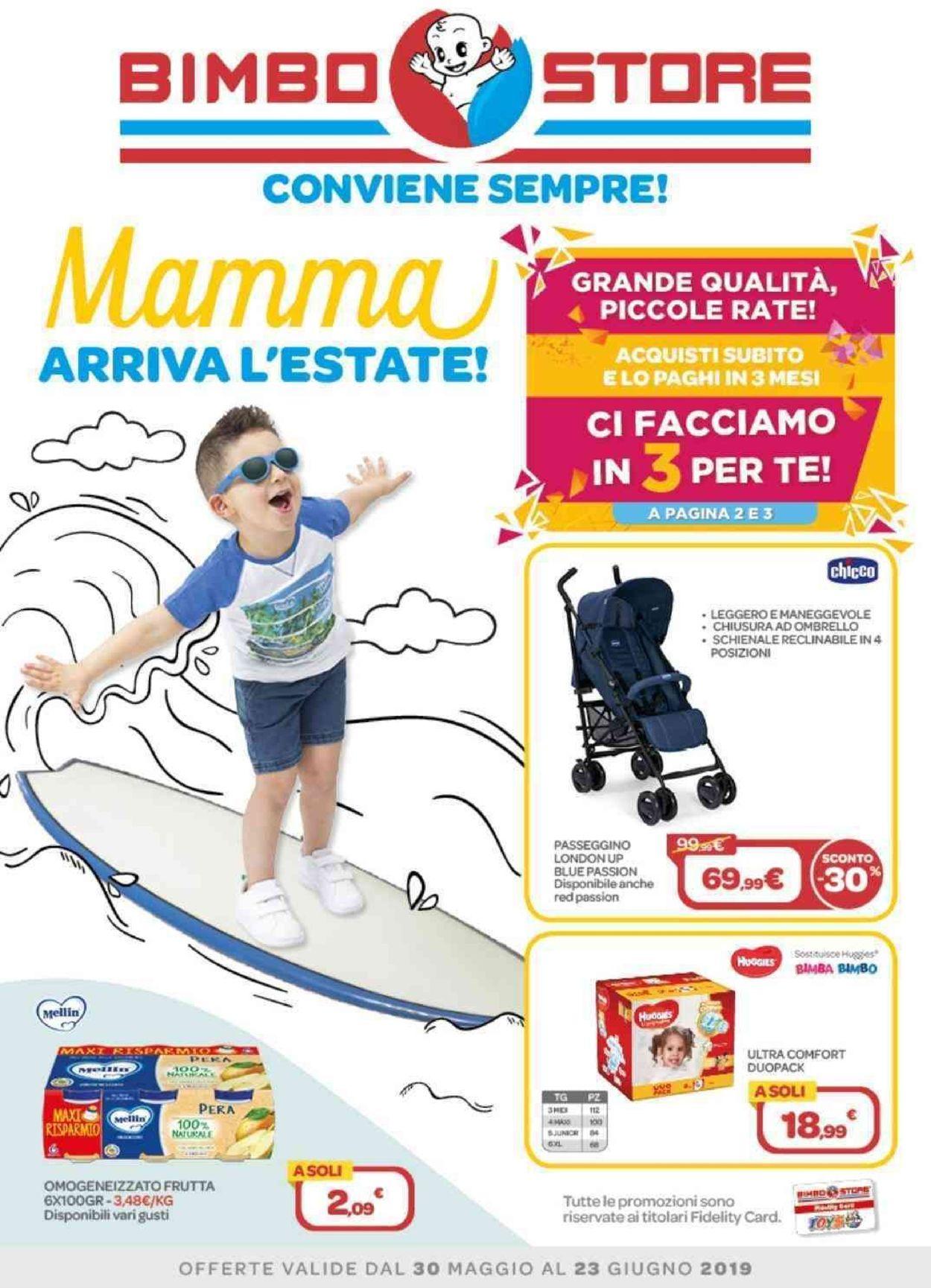 Volantino Toys Center - Offerte 30/05-23/06/2019