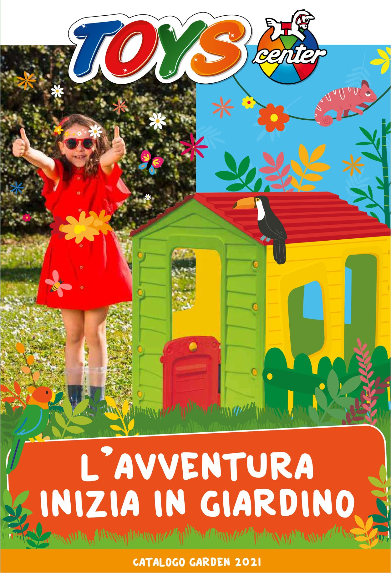 Volantino Toys Center - Offerte 23/03-31/07/2021