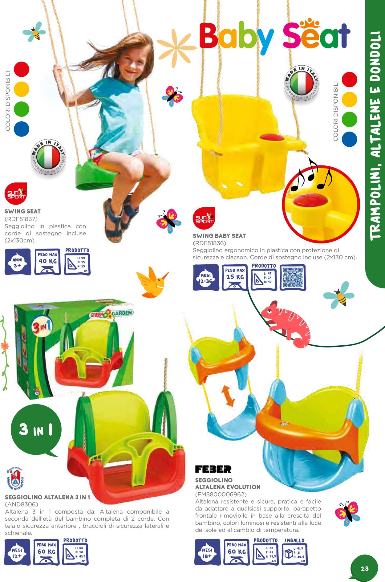 Volantino Toys Center - Offerte 23/03-31/07/2021 (Pagina 25)