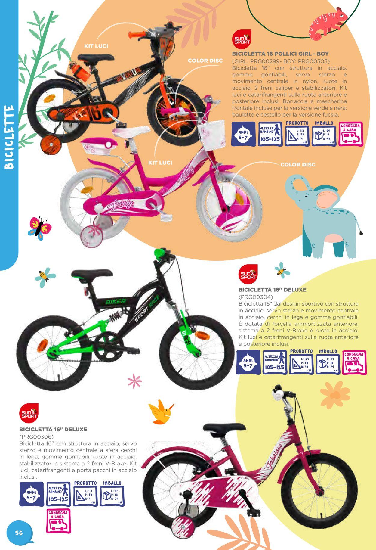 Volantino Toys Center - Offerte 23/03-31/07/2021 (Pagina 58)