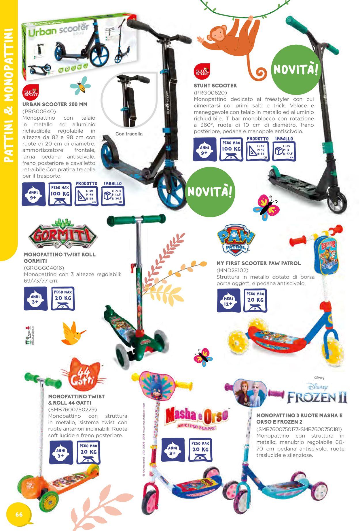 Volantino Toys Center - Offerte 23/03-31/07/2021 (Pagina 68)