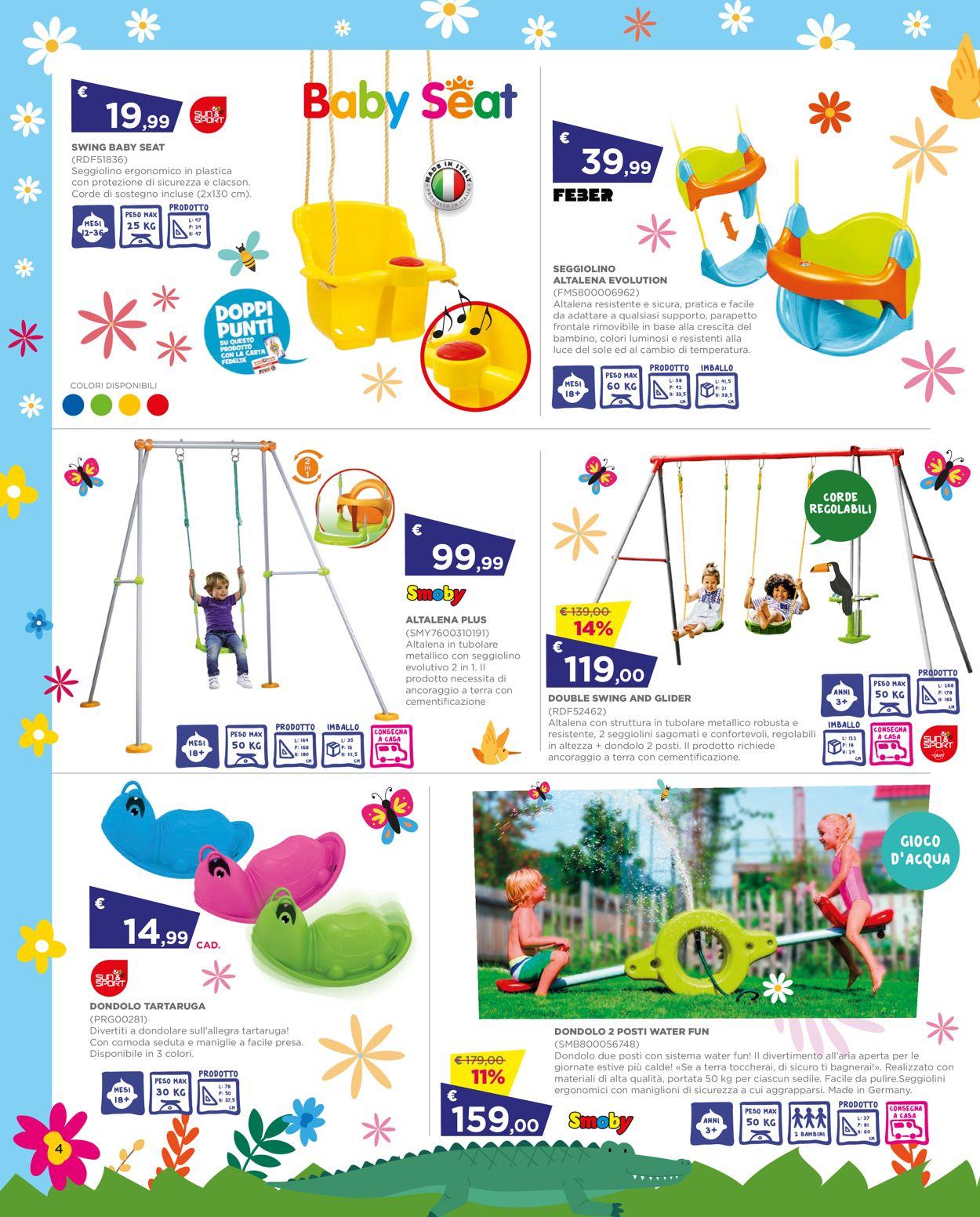 Volantino Toys Center - Offerte 29/04-26/05/2021 (Pagina 4)