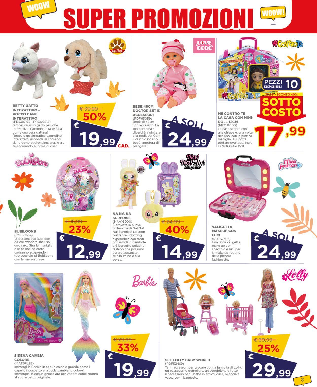 Volantino Toys Center - Offerte 24/06-03/07/2021 (Pagina 3)