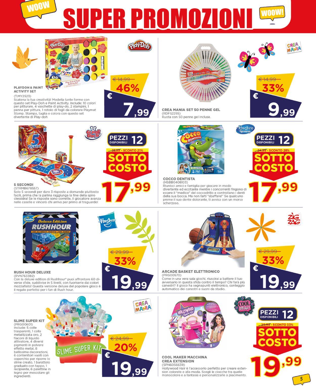 Volantino Toys Center - Offerte 24/06-03/07/2021 (Pagina 5)